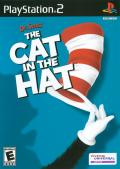 Dr. Seuss' The Cat in the Hat PlayStation 2 Front Cover
