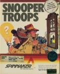 Snooper Troops Atari 8-bit Front Cover
