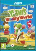 Yoshi's Woolly World Wii U Front Cover