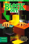 Blockout Macintosh Front Cover