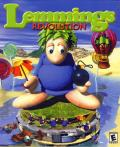 Lemmings Revolution Windows Front Cover