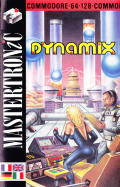 Dynamix Commodore 64 Front Cover