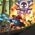 Super Time Force Ultra PlayStation 4 Front Cover