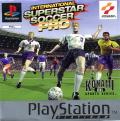 Goal Storm '97 PlayStation Front Cover
