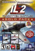 IL-2 Sturmovik: Forgotten Battles - Gold Pack Windows Front Cover