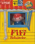 Pippi Macintosh Front Cover W/ Pippi doll