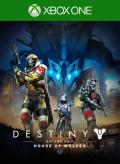 Destiny: Expansion II - House of Wolves Xbox One Front Cover 1st version