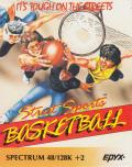 Street Sports Basketball ZX Spectrum Front Cover