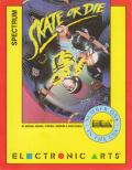 Skate or Die ZX Spectrum Front Cover