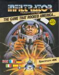 Infiltrator ZX Spectrum Front Cover