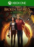 Broken Sword 5: The Serpent's Curse Xbox One Front Cover