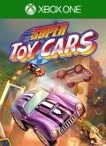 Super Toy Cars Xbox One Front Cover 1st version