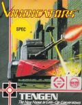 Vindicators ZX Spectrum Front Cover