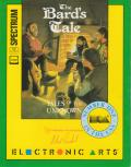 Tales of the Unknown: Volume I - The Bard's Tale ZX Spectrum Front Cover