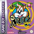 Mr. Nutz Game Boy Advance Front Cover