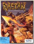 Rastan DOS Front Cover