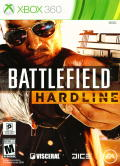 Battlefield: Hardline Xbox 360 Front Cover