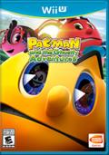 Pac-Man and the Ghostly Adventures Wii U Front Cover