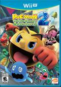 Pac-Man and the Ghostly Adventures 2 Wii U Front Cover
