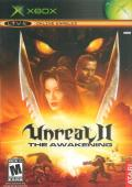 Unreal II: The Awakening Xbox Front Cover