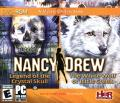 Nancy Drew: Double Dare 6 Windows Front Cover