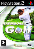Leaderboard Golf PlayStation 2 Front Cover