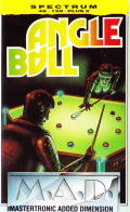 Angleball ZX Spectrum Front Cover