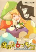 New Super Marisa Land Windows Front Cover