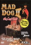 Mad Dog II: The Lost Gold DVD Player Front Cover
