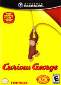 Curious George GameCube Front Cover