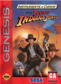 Instruments of Chaos Starring Young Indiana Jones Genesis Front Cover