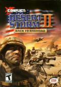Conflict: Desert Storm II - Back to Baghdad Windows Front Cover