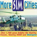 More Sim Cities DOS Front Cover