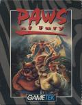 Brutal: Paws of Fury DOS Front Cover