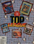 The Top League Atari ST Front Cover