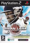 Brian Lara International Cricket 2007 PlayStation 2 Front Cover