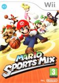 Mario Sports Mix Wii Front Cover