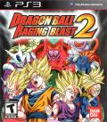 Dragon Ball: Raging Blast 2 PlayStation 3 Front Cover