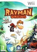 Rayman Origins Wii Front Cover