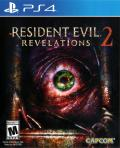 Resident Evil: Revelations 2 PlayStation 4 Front Cover
