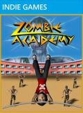Zombie Academy Xbox 360 Front Cover