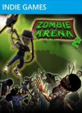 Zombie Arena 2 Xbox 360 Front Cover