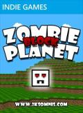 Zombie Block Planet Xbox 360 Front Cover