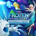 Frozen: Free Fall - Snowball Fight PlayStation 3 Front Cover