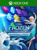 Frozen: Free Fall - Snowball Fight Xbox One Front Cover