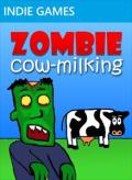 Zombie Cow-Milking Xbox 360 Front Cover