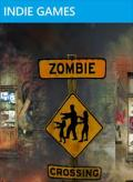 Zombie Crossing Xbox 360 Front Cover
