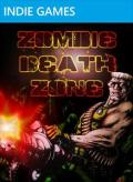 Zombie Death Zone Xbox 360 Front Cover