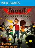 Zombie Defense Squad Xbox 360 Front Cover