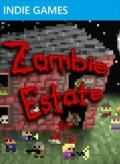 Zombie Estate Xbox 360 Front Cover